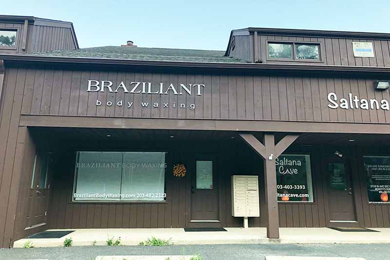 Braziliant Body Waxing - 590 Danbury Rd, Ridgefield, CT 06877